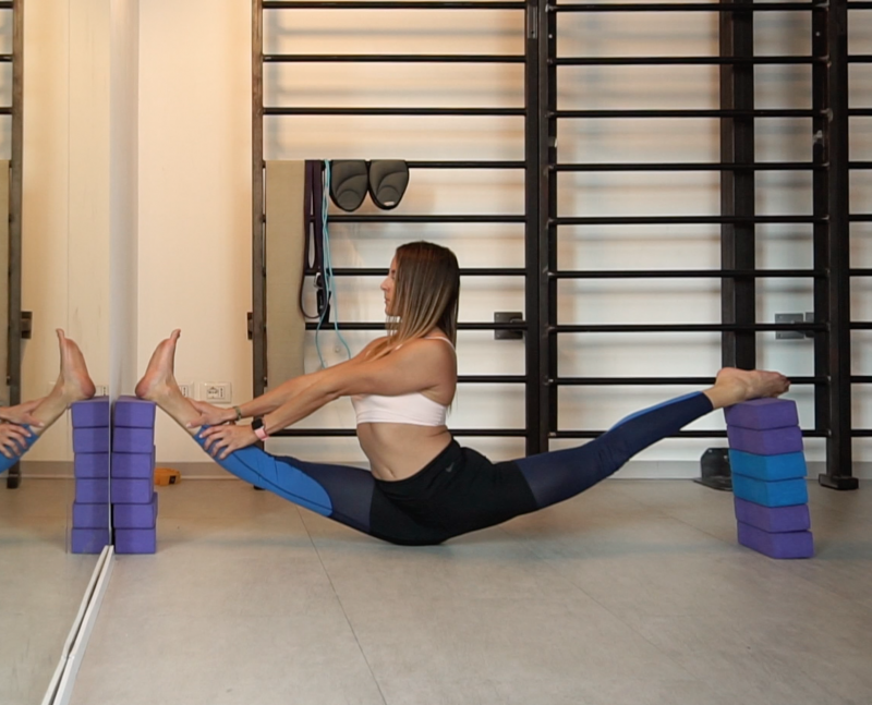 Stretching Intermedio/Avanzato – Sagittale